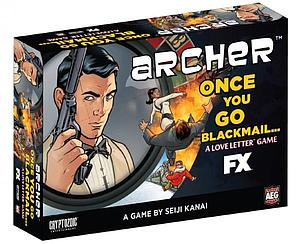 Archer: Once You Go Blackmail (Boxed Edition)