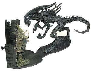 Aliens Movie Maniacs 6: Alien Queen Deluxe Set