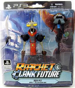 "Ratchet & Clank Future 7"" Series: Rusty Pete"