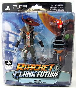 "Ratchet & Clank Future 7"" Series: Smuggler"