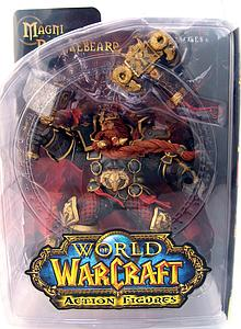"World of Warcraft 5"": Magni Bronzebeard"