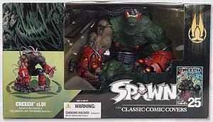 Spawn Exclusive Series 25s: The Creech (Deluxe Box Edition)