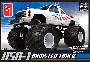 USA-1 4x4 Monster Truck (632)