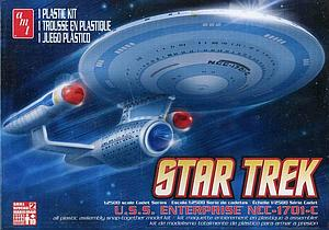 Star Trek USS Enterprise 1701-C (661)