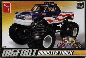 Bigfoot Ford Monster Truck (668)