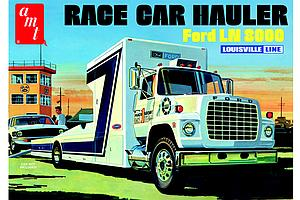 Ford LN 8000 Race Car Hauler (758)