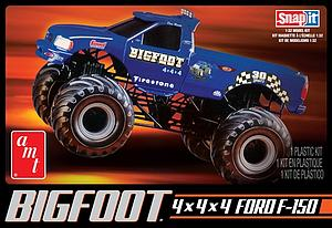 Big Foot 4x4x4 Monster Truck (805)