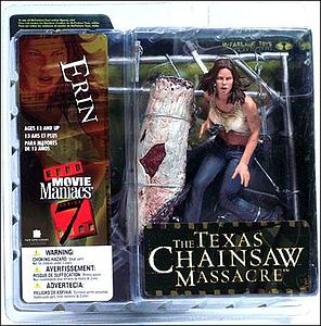 Movie Maniacs 7 The Texas Chainsaw Massacre: Erin