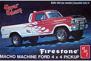 1978 Ford Pickup Firestone Super Stones (858)
