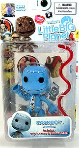 "Little Big Planet 4"" Series 2: Sackboy (Blue Denim)"