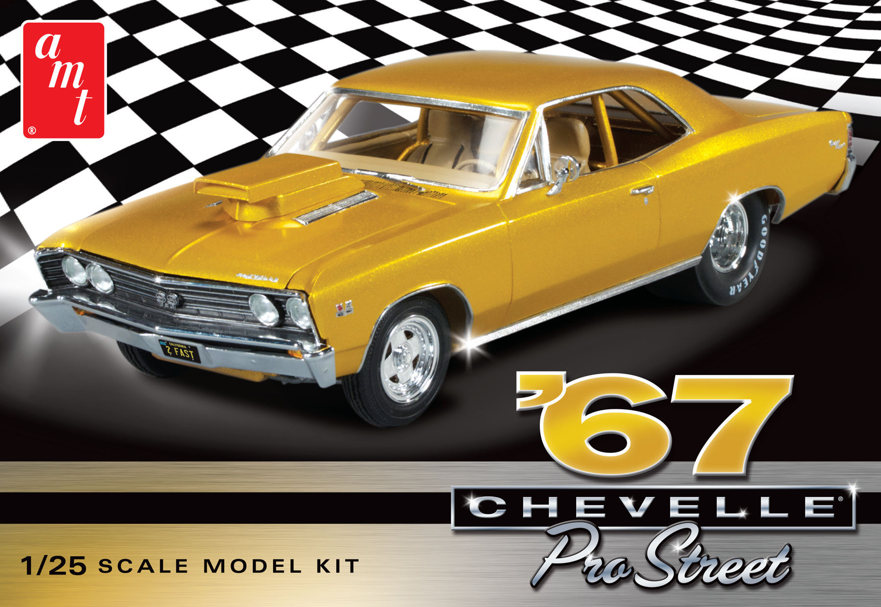 1967 Chevy Chevelle Pro Street (876)