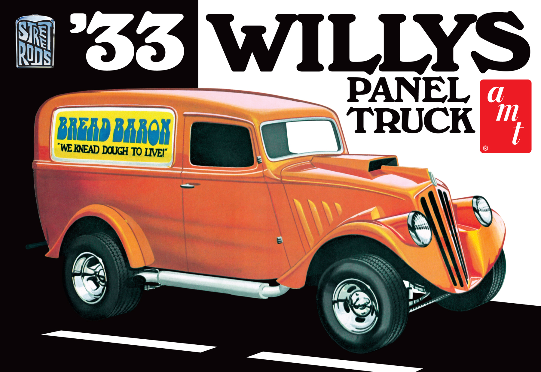 1933 Willys Panel (879)