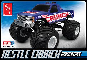 Nestle Crunch Chevy Monster Truck Snap (911)
