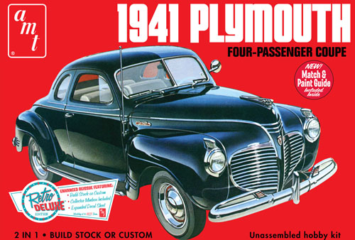 1941 Plymouth Coupe (919)