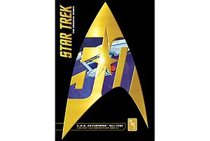 Star Trek Classic U.S.S. Enterprise [50th Anniversary Edition] (947)