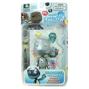 "Little Big Planet 4"" Series 3: Sackboy (Platinum)"
