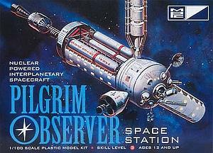 NASA Pilgrim Observer Space Station (713)