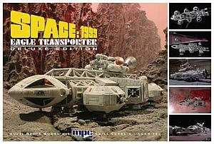 Space 1999 Eagle-1 Deluxe Edition (816)