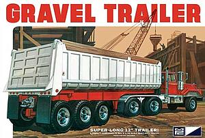 3 Axle Gravel Trailer (823)