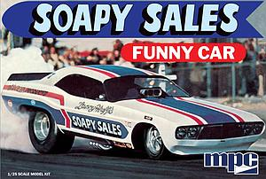 Soapy Sales Dodge Challenger Funny Car (831)