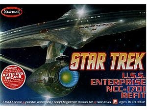 Star Trek USS Enterprise NCC-1701-A Refit (820)