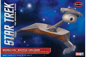 Star Trek Romulan Battle Cruiser (897)
