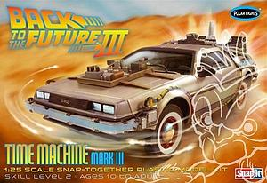 Back to the Future III Delorean Time Machine (926)