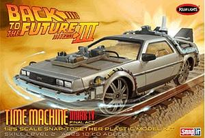 Back to the Future III Final Act Delorean Time Machine (932)