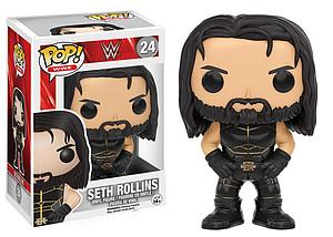 Pop! WWE Vinyl Figure Seth Rollins #24 (Vaulted)
