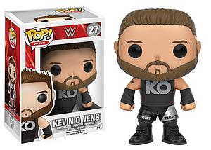 Pop! WWE Vinyl Figure Kevin Owens #27 (Vaulted)
