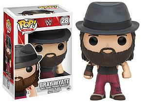 Pop! WWE Vinyl Figure Bray Wyatt #28 (Retired)