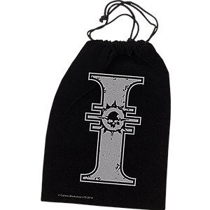 Warhammer 40,000 Dice Bag: Inquisitor
