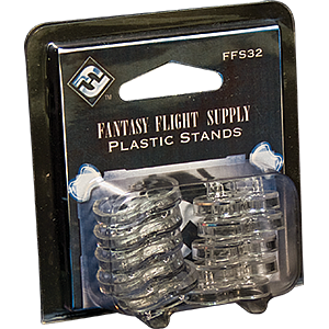Fantasy Flight Supply Plactic Stands