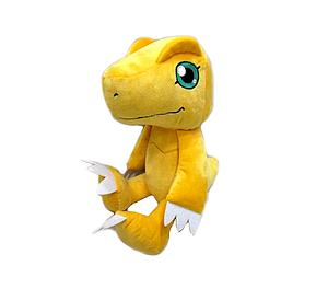 "Digimon Plush Agumon Sitting (12"")"