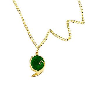 Zelda Necklace Kokiri Emerald