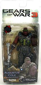 Gears of War 3 Series 2: Augustus Cole