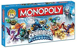 Monopoly: Skylanders Collector's Edition