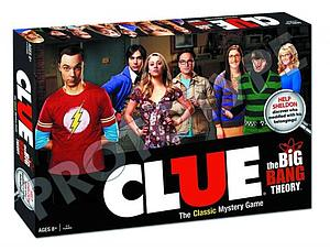 Clue: Big Bang Theory Collector's Edition