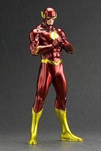 Kotobukiya ArtFX New 52 1/10 Scale Statue: The Flash