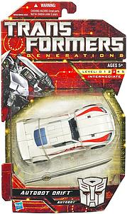 Transformers Generations Series Deluxe Class Autobot Drift