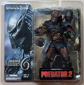 Movie Maniacs Series 6: Predator 2 (The Hunter)