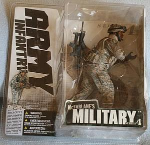 Military Series 4: Army Infantry