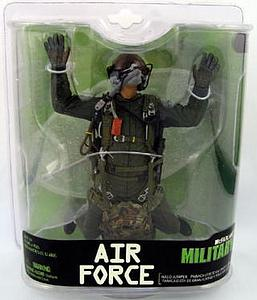 Military Series 7: Air Force Halo Jumper