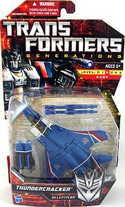 Transformers Generations Series Deluxe Class Thundercracker
