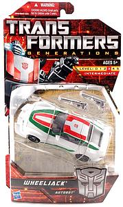 Transformers Generations Series Deluxe Class Wheeljack