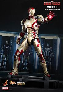 Iron Man Mark XLII DieCast (MMS197-D02)