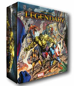 Marvel Legendary: Deck Building Game
