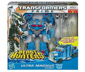 Transformers Prime Beast Hunters Voyager Class: Ultra Magnus