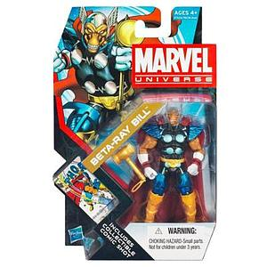 "Marvel Universe 3 3/4"" 2013 Wave 1: #11 Beta Ray Bill"