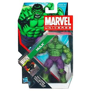 Marvel Universe 3 3/4 Inch 2013 Wave 1: #09 New Incredible Hulk